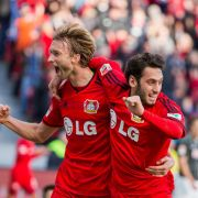 Bayer Leverkusen gelingt Pokal-Revanche gegen Kaiserslautern (Foto)
