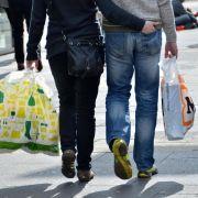 Einzelhändler starten stark (Foto)