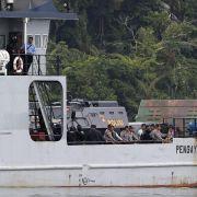 Australier auf Hinrichtungsinsel inIndonesien gebracht (Foto)