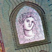 Bundesbank: Vorsprung vor Fälschern dank neuer 20-Euro-Note (Foto)