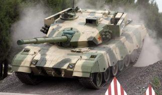 China steigert Militärausgaben um rund zehn Prozent (Foto)