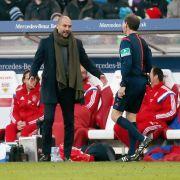 FC Bayern München gegen Eintracht Braunschweig glanzlos weiter (Foto)