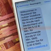 EU-Staaten wollen begrenzte Roaming-Gebühren weiter erlauben (Foto)