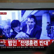 US-Botschafter in Südkorea bei Messerattacke verletzt (Foto)
