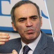 Kasparow vergleicht Putin mit einem Krebsgeschwür (Foto)