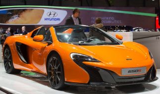 Beim Genfer Autosalon 2015 werden die neuesten Modelle und Technologien vorgestellt. (Foto)
