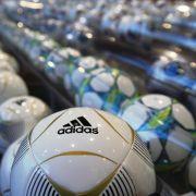 Adidas blickt nach enttäuschendem Jahr nach vorn (Foto)
