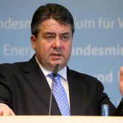 Gabriel warnt vor Steuergeldern für Atomkraft in Europa (Foto)