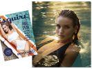 """Für das """"Esquire""""-Magazin präsentiert Rosie sexy Bademode. (Foto)"""