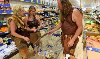 Für die Paleo-Ernährung kann man ganz einfach im Supermarkt einkaufen. (Foto)