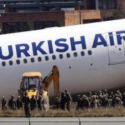 """""""Turkish Air""""-Maschine nach Terror-Drohung umgeleitet (Foto)"""