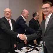 IG Metall erzielt bei VW 3,4 Prozent Plus samt Zuschlag (Foto)