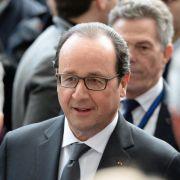 Eurogruppe räumt Frankreich neue Frist fürs Defizit ein (Foto)