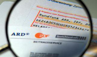 Die Rundfunkgebühren sind vielen Deutschen ein Dorn im Auge. (Foto)