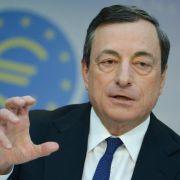 EZB öffnet die Geldschleusen - aber nicht für Griechenland (Foto)