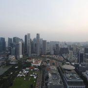 Stockschläge für deutsche Graffiti-Sprüher in Singapur (Foto)