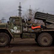 Berichte über US-Soldaten in der Ukraine gefährden Waffenruhe (Foto)