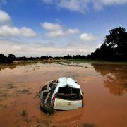 Wissenschaftler warnen vor mehr Flutschäden an Flüssen (Foto)