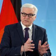Steinmeier bleibt beliebtester Politiker (Foto)