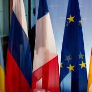 Poroschenko für mehr OSZE-Beobachter im Donbass (Foto)