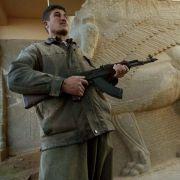 Entsetzen über Nimrud-Zerstörung durch IS (Foto)