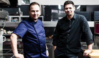 """Bei """"Kitchen Impossible"""" liefen Tim Mälzer und Tim Raue am Herd zur Höchstform auf. (Foto)"""