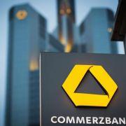 Kreise: Commerzbank vor milliardenschwerem Vergleich in USA (Foto)
