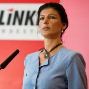 Wagenknecht kandidiert doch nicht für Linke-Fraktionsvorsitz (Foto)