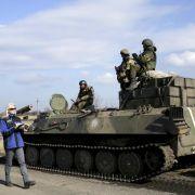 OSZE-Einsatz in der Ukraine soll massiv aufgestockt werden (Foto)