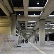 Mehdorn verspricht:Hauptstadtflughafen BER öffnet 2017 (Foto)