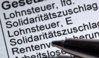 Oppermann lehnt Union-Pläne zur Abschaffung des «Soli»ab (Foto)