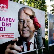 Steinbrück wirft SPD mangelnde Wahl-Aufarbeitung vor (Foto)