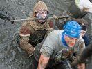 Nur 1700 Läufer meistern Schlammschlacht für Harte (Foto)