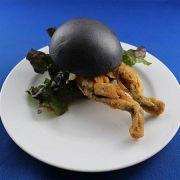 Japan serviert Froschburger (Foto)
