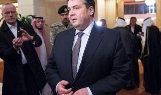 Gabriel rechnet nicht mit rascher Freilassung Badawis (Foto)