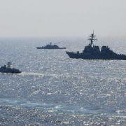 Nato beginnt Manöver im Schwarzen Meer (Foto)