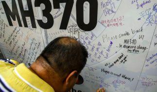 Angehörige enttäuscht von neuem MH370-Bericht (Foto)