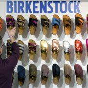 Birkenstock diskriminierte systematisch Frauen (Foto)
