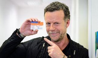 """Jenke von Wilmsdorff hat ein Ziel: Im """"Jenke-Experiment"""" bei RTL will er für das Thema Organspende sensibilisieren. (Foto)"""