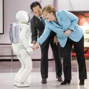 Merkel wirbt in Japan für Atomausstieg (Foto)