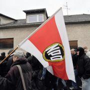 Bürgermeister in Sachsen-Anhalt tritt wegenNPD-Demo zurück (Foto)