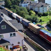 Lärm-Experten sehen zu wenig Schutz vor Bahnlärm (Foto)