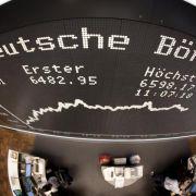 Fusionsverbot für Deutsche Börse und NYSE Euronext bestätigt (Foto)