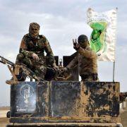 IS-Terrormiliz tötet angeblich 30 eigene Kämpfer (Foto)