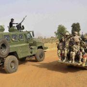 Nachbarländer Nigerias starten Offensive gegen Boko Haram (Foto)
