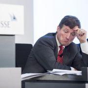 Chef von Credit Suisse tritt zurück (Foto)