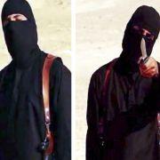 ISIS-Henker zu besoffen für das Terror-Camp! (Foto)