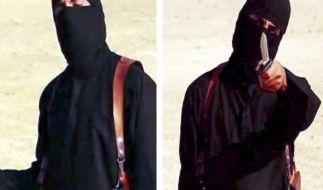 ISIS-Henker Jihadi John. (Foto)