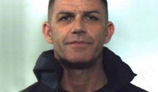 Mafiakiller Giancarlo Orsini. (Foto)