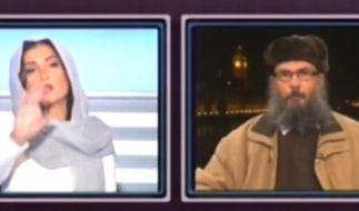 Nach Ausraster: Moderatorin Rima Karaki schmeißt Islamist aus der Leitung. (Foto)